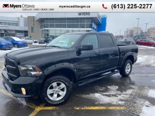 Used 2018 RAM 1500 ST  EXPRESS, CREW CAB, 5.7 HEMI, FENDER FLARES, SPRAY IN LINER for sale in Ottawa, ON