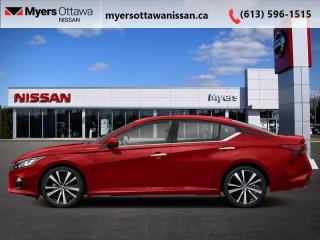New 2021 Nissan Altima 2.5 Platinum  - Leather Seats for sale in Ottawa, ON