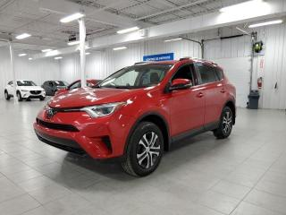Used 2017 Toyota RAV4 LE - CAMERA + FINANCEMENT FACILE !!! for sale in Saint-Eustache, QC