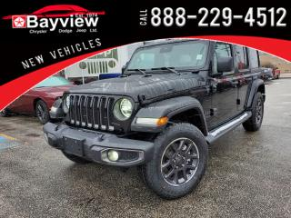 New 2021 Jeep Wrangler Unlimited Sport 80th Anniversary for sale in Sarnia, ON
