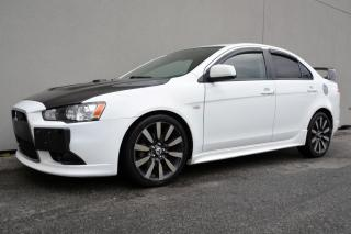Used 2009 Mitsubishi Lancer RALLIART AWD for sale in Vancouver, BC
