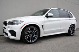 Used 2017 BMW X5 M AWD for sale in Vancouver, BC