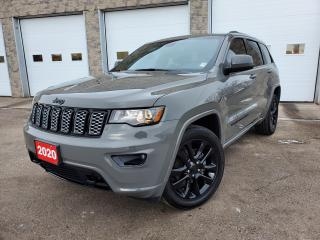Used 2020 Jeep Grand Cherokee Laredo for sale in Sarnia, ON