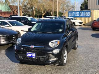 Used 2016 Fiat 500 X Pop for sale in Burnaby, BC