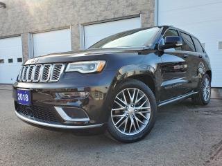 Used 2018 Jeep Grand Cherokee Summit for sale in Sarnia, ON