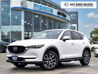 Used 2017 Mazda CX-5 GT 1.99% FINANCE AVAILABLE| NO ACCIDENTS| TECH PKG for sale in Mississauga, ON