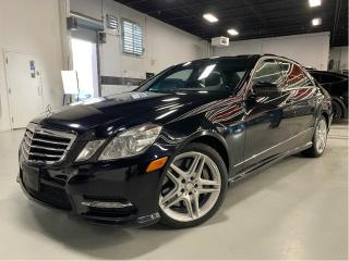 Used 2012 Mercedes-Benz E-Class E550 AMG V8 I PANO I MASSAGE SEATS I COMING SOON for sale in Vaughan, ON