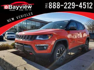 New 2021 Jeep Compass Trailhawk Elite for sale in Sarnia, ON