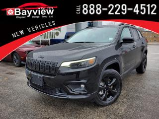 New 2021 Jeep Cherokee Altitude for sale in Sarnia, ON