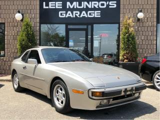 Used 1986 Porsche 944 2dr Coupe for sale in Paris, ON