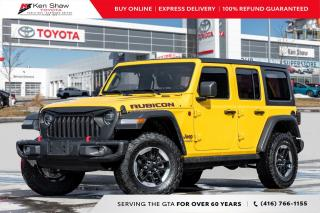 Used 2019 Jeep Wrangler Unlimited for sale in Toronto, ON