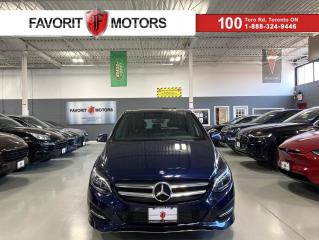 Used 2017 Mercedes-Benz B-Class B250 SportsTourer|4MATIC|NAV|LEATHER|DUALROOF|LEDS for sale in North York, ON