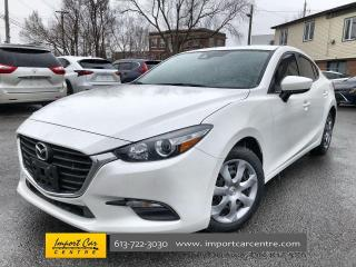 Used 2018 Mazda MAZDA3 GX 6SPD  A/C  BACKUP CAM for sale in Ottawa, ON
