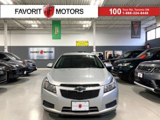 Used 2014 Chevrolet Cruze LT *WINTER SPECIAL!*|AUTOMATIC|ALLOYS|SIRIUSXM| for sale in North York, ON