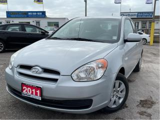Used 2011 Hyundai Accent GL for sale in Whitby, ON
