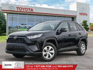 New 2021 Toyota RAV4 LE for sale in Whitby, ON
