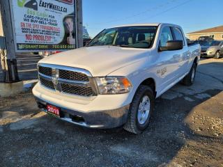 Used 2019 RAM 1500 Classic SLT for sale in New Liskeard, ON