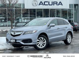 Used 2016 Acura RDX Tech at for sale in Markham, ON