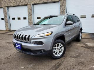 Used 2017 Jeep Cherokee North for sale in Sarnia, ON