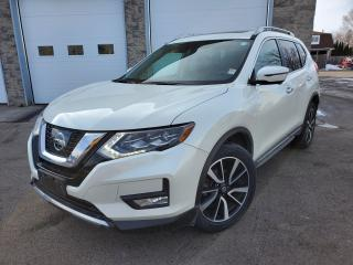 Used 2017 Nissan Rogue S for sale in Sarnia, ON