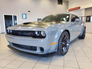 Used 2018 Dodge Challenger SRT Hellcat for sale in Sarnia, ON