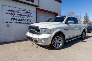 Used 2016 RAM 1500 4WD Crew Cab  Limited 3.0L Diesel for sale in Winnipeg, MB