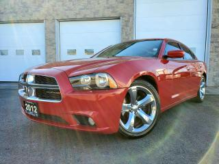 Used 2012 Dodge Charger SXT for sale in Sarnia, ON