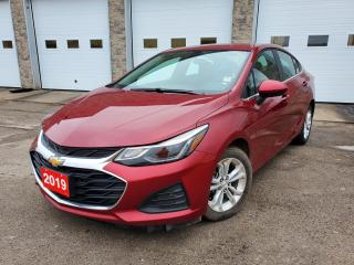Used 2019 Chevrolet Cruze LT for sale in Sarnia, ON