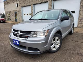 Used 2015 Dodge Journey CVP/SE Plus for sale in Sarnia, ON