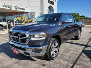Used 2020 RAM 1500 Laramie for sale in Sarnia, ON