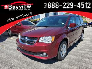 New 2020 Dodge Grand Caravan Crew Plus for sale in Sarnia, ON