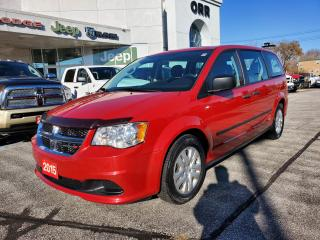 Used 2015 Dodge Grand Caravan SE/SXT for sale in Sarnia, ON