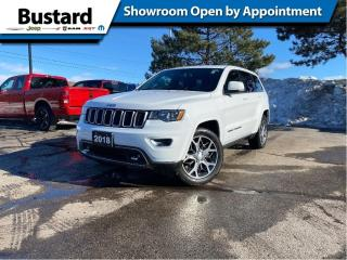 Used 2018 Jeep Grand Cherokee Sterling Edition 4x4 -Ltd Avail- | Sunroof for sale in Waterloo, ON