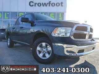 Used 2015 RAM 1500 SXT  WITH HEMI CREWCAB for sale in Calgary, AB