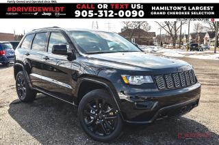 New 2021 Jeep Grand Cherokee Altitude | Tow Grp | Sunroof | Protech | for sale in Hamilton, ON