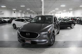 Used 2019 Mazda CX-5 AWD I LEATHER I REAR CAM I CARPLAY I LANE KEEP I HEATED SEAT for sale in Mississauga, ON