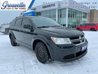 Used 2015 Dodge Journey Canada Value Pkg for sale in Bracebridge, ON