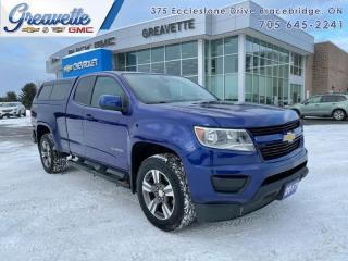 Used 2017 Chevrolet Colorado WT for sale in Bracebridge, ON