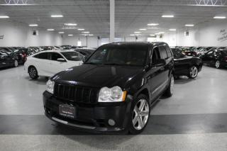Used 2007 Jeep Grand Cherokee SRT-8 I LEATHER I SUNROOF I HEATED SEATS I PREMIUM AUDIO for sale in Mississauga, ON