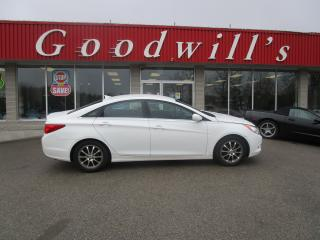 Used 2012 Hyundai Sonata HEATED LEATHER SEATS! for sale in Aylmer, ON