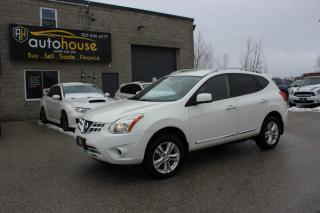Used 2012 Nissan Rogue ROUGUE SV/AWD/SPORT/ECO/BACKUP CAMERA for sale in Newmarket, ON