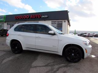 Used 2012 BMW X5 xDrive35i M SPORT Package Navi Camera Certified for sale in Milton, ON