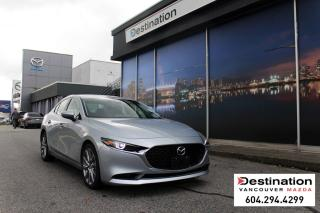 Used 2019 Mazda MAZDA3 GT-with road side assistance when you need it most for sale in Vancouver, BC