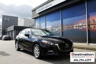 Used 2018 Mazda MAZDA3 Sport GS-With 160pt peace of mind safety inspection! for sale in Vancouver, BC