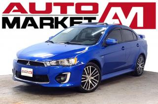 Used 2017 Mitsubishi Lancer GTS Certified! Leather Heated Seats! We Approve All Credit! for sale in Guelph, ON