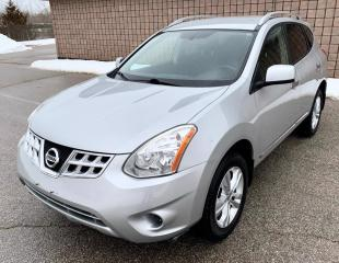 Used 2013 Nissan Rogue SV | AWD | BACK-UP CAM | ALLOY WHEELS | for sale in Barrie, ON