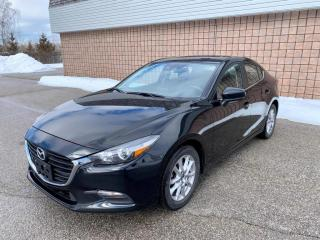 Used 2017 Mazda MAZDA3 GS | BACK-UP CAM | for sale in Barrie, ON