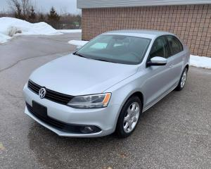 Used 2012 Volkswagen Jetta Base | MANUAL | for sale in Barrie, ON