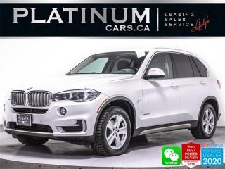 Used 2015 BMW X5 xDrive35d, DIESEL, 7 PASS, HEATED, PANO, 360CAM for sale in Toronto, ON