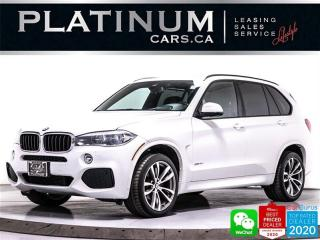 Used 2014 BMW X5 xDrive35i, M-SPORT, NAV, HEATED, SUNROOF, CAM for sale in Toronto, ON